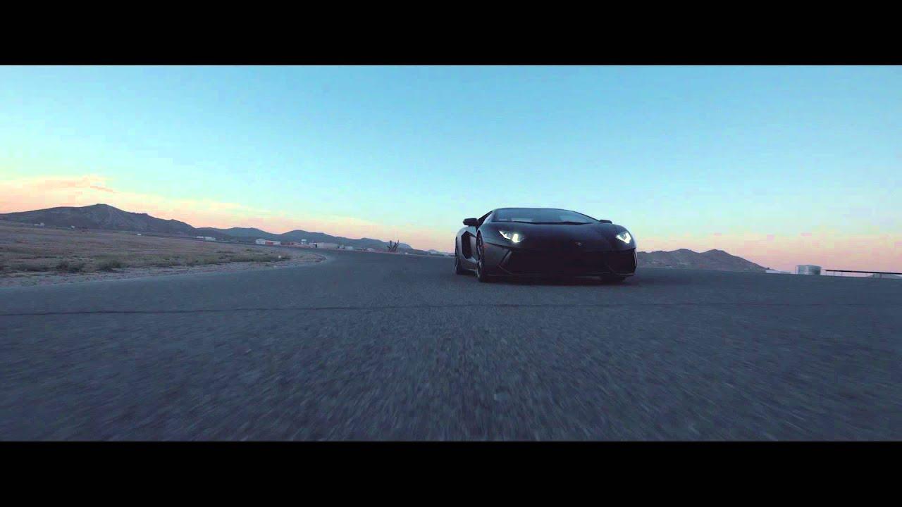 Download Lamborghini Aventador with the Akrapovic Exhaust System
