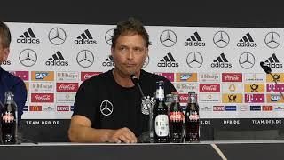 Niederlande - Deutschland Fussball 13 Oktober 2018 Kommentar