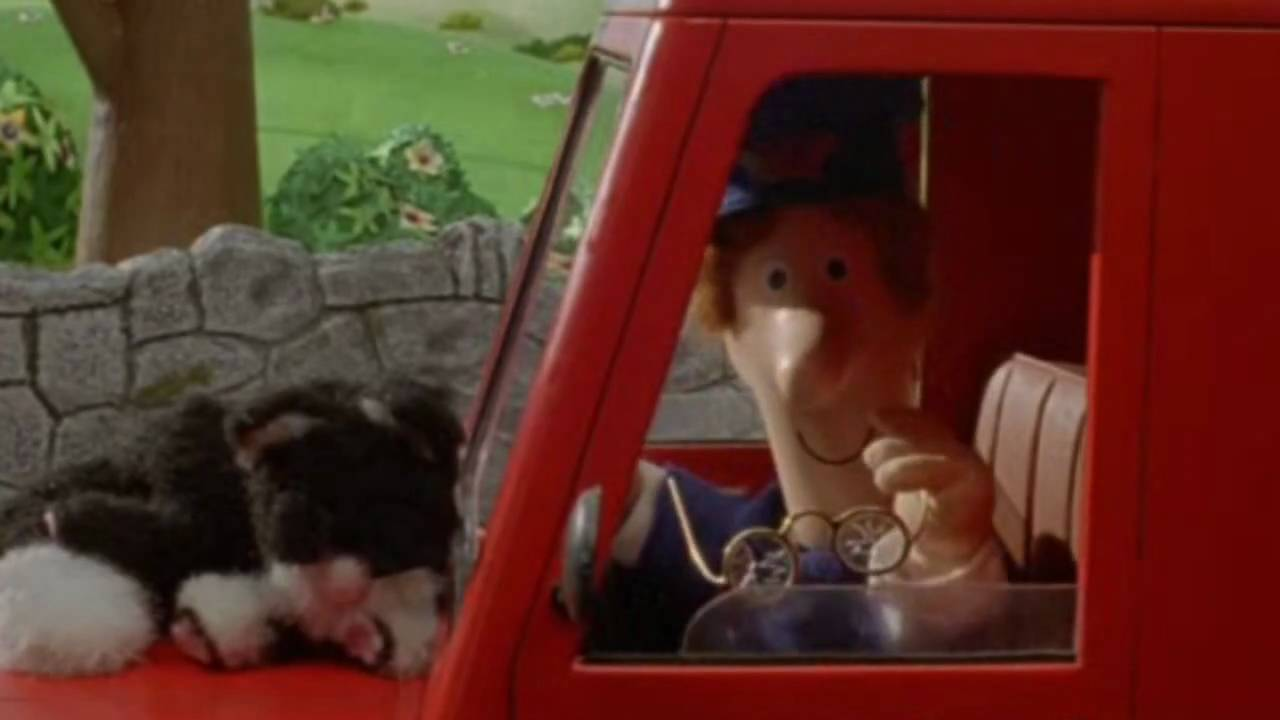 specsavers advert postman pat hd