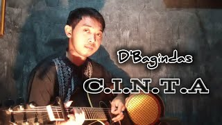 D'Bagindas - C.I.N.T.A cover by Mangku Alam
