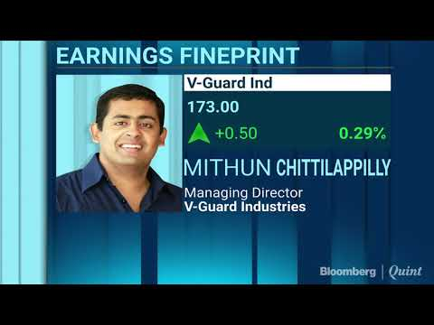 #Q2WithBQ: V-Guard's Earnings