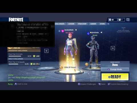 *Dream Team* Fortnite Battle Royale (SVENSKA)