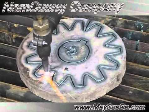 Máy cắt sắt Plasma CNC