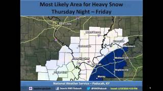 winter storm tonight wednesday and winter event thursday friday
