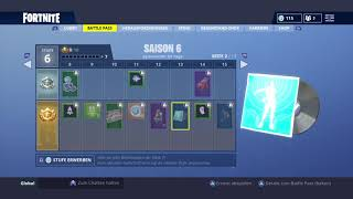 The beat of floss in Battle Pass by season 6 | Fortnite: Battle Royale