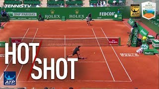 Hot Shot: Double Delight For Rublev Monte-Carlo 2018