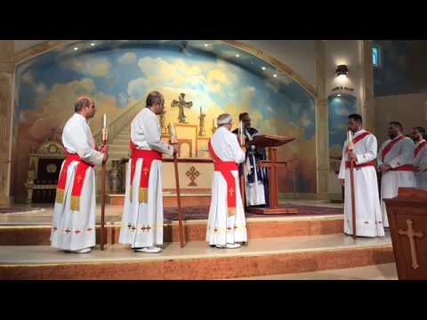 St. Mary's Assyrian Church of the East (Holy Mass - 4/5/2017)