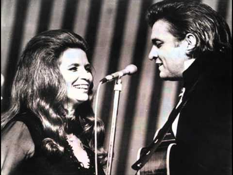 Johnny Cash - Happy To Be With You