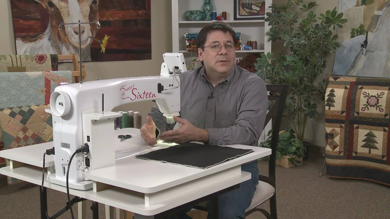 Quilter's Academy Presents David Taylor - Machine Quilting for ... : machine quilting at home - Adamdwight.com