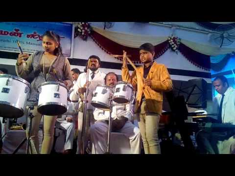 Drums in marriage ...semma music