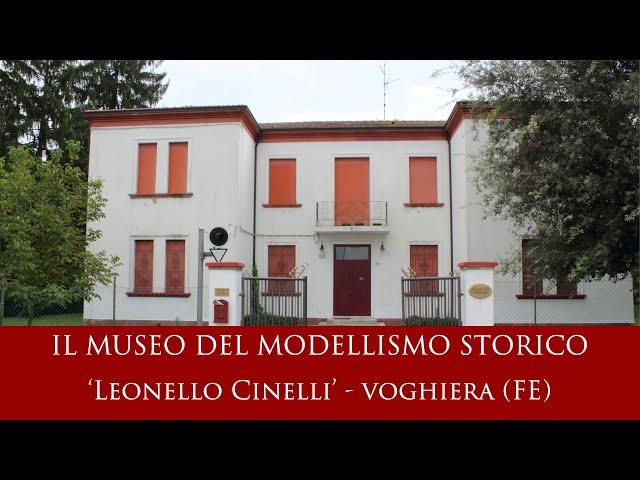 Il Museo del Modellismo Storico 'Leonello Cinelli'