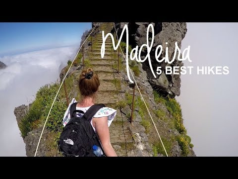 The 5 best hikes of Madeira | World Wanderista
