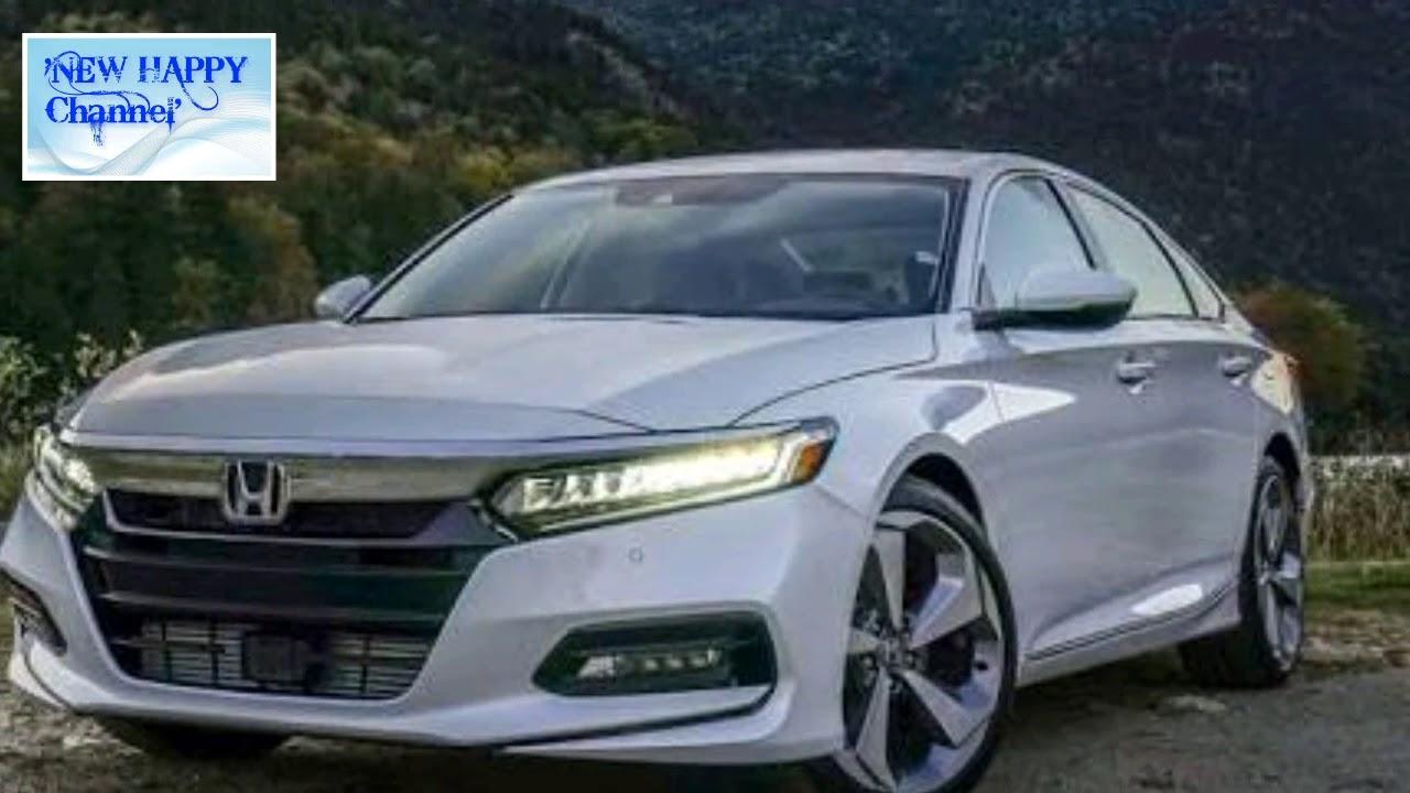 2019 Honda Accord Coupe New Model