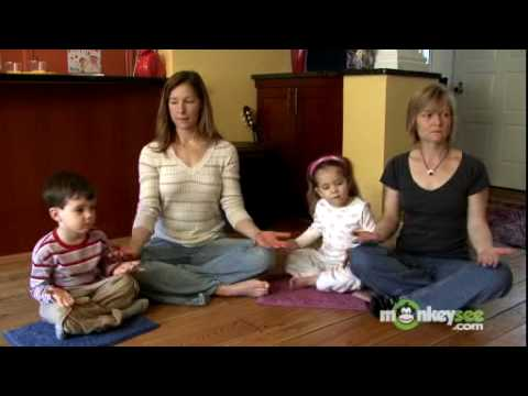 Health and Nutrition for Kids - Meditation