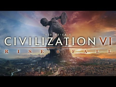 Civilization VI: Rise and Fall - The Sixth Livestream - Pax Scotlandia