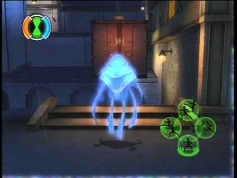 jeux ben 10 omniverse pc