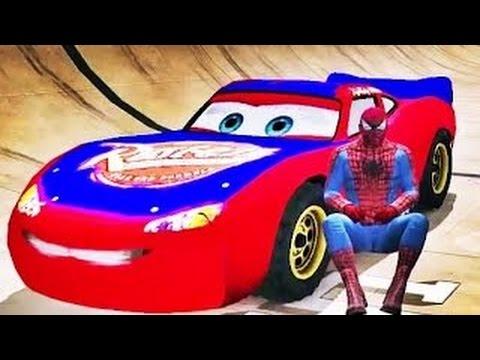 Spiderman bajki - Bajki spiderman dla dzieci po polsku HD - Auta bajki dla dzieci - Samochody bajki