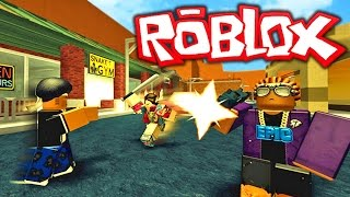 ROBLOX - REAL GRAND THEFT AUTO GAME!!! Roblox The Streets (Roblox Gameplay)