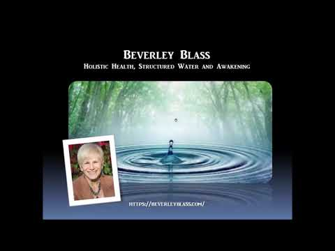 Sage Of Quay™ - Beverley Blass - Holistic Health, Structured Water And Awakening (Oct 2019)