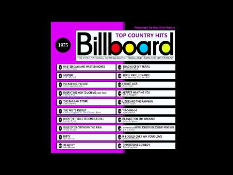 Billboard Top Country Hits - 1975