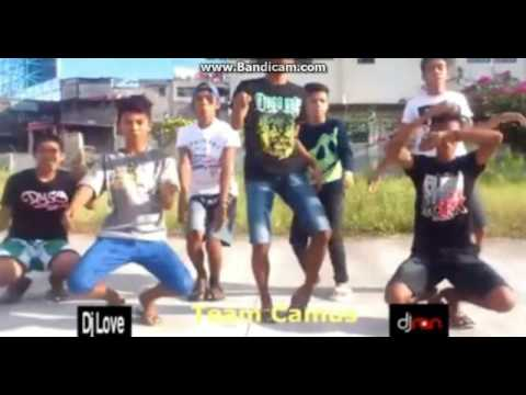Budots World 3 part 3 Team Camus Davao Mix Dj's