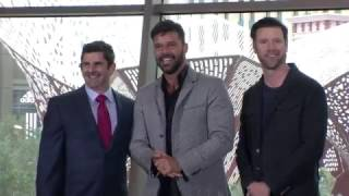 Ricky Martin Announces New Act, Park Theater at Monte Carlo, Las Vegas - Unravel Travel TV
