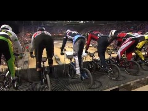 Elite Men's Final - 2014 BMX World Championships