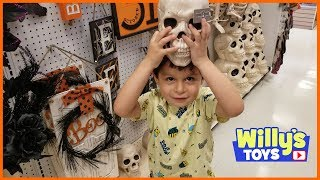 Giant Skulls and Candy for Breakfast? 2018 Halloween Crafts at Joann Fabric - Willy