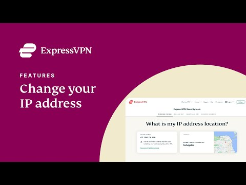 What is my IP address, and how can I change it?
