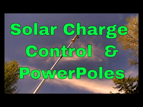 ALLPOWERS Solar Charge Controller + Powerpole Installation for Ham Radio