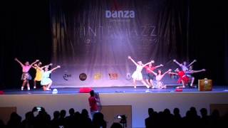 2. Compañía BE STYLE COMPANY, Escuela BE DANZA (Cali) - Interjazz 2015