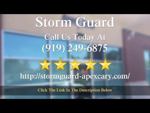 Apex-Cary NC Storm Guard Restoration Review