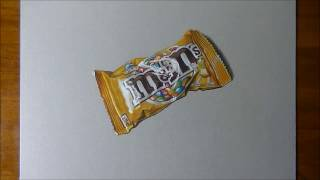 Desenhando Um M&M´s 3D (Realista) - Tu Desenhos