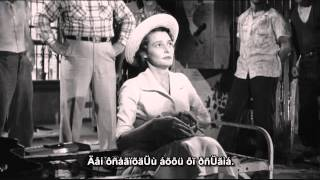 Andy Griffith (A Face In the Crowd 1957) - Free Man In The Morning