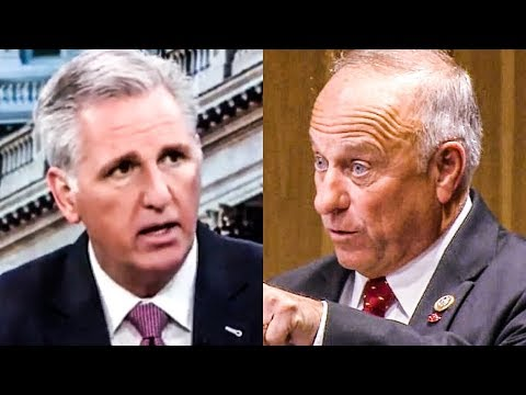 Top GOPer Acts Super Surprised About Steve Kings Racism