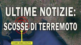 TERREMOTO IN ITALIA: 2 scosse nel napoletano