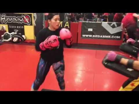 Kickboxing classes in Brooklyn 2017