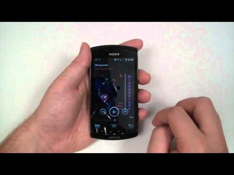 Sony Xperia Neo L hands-on