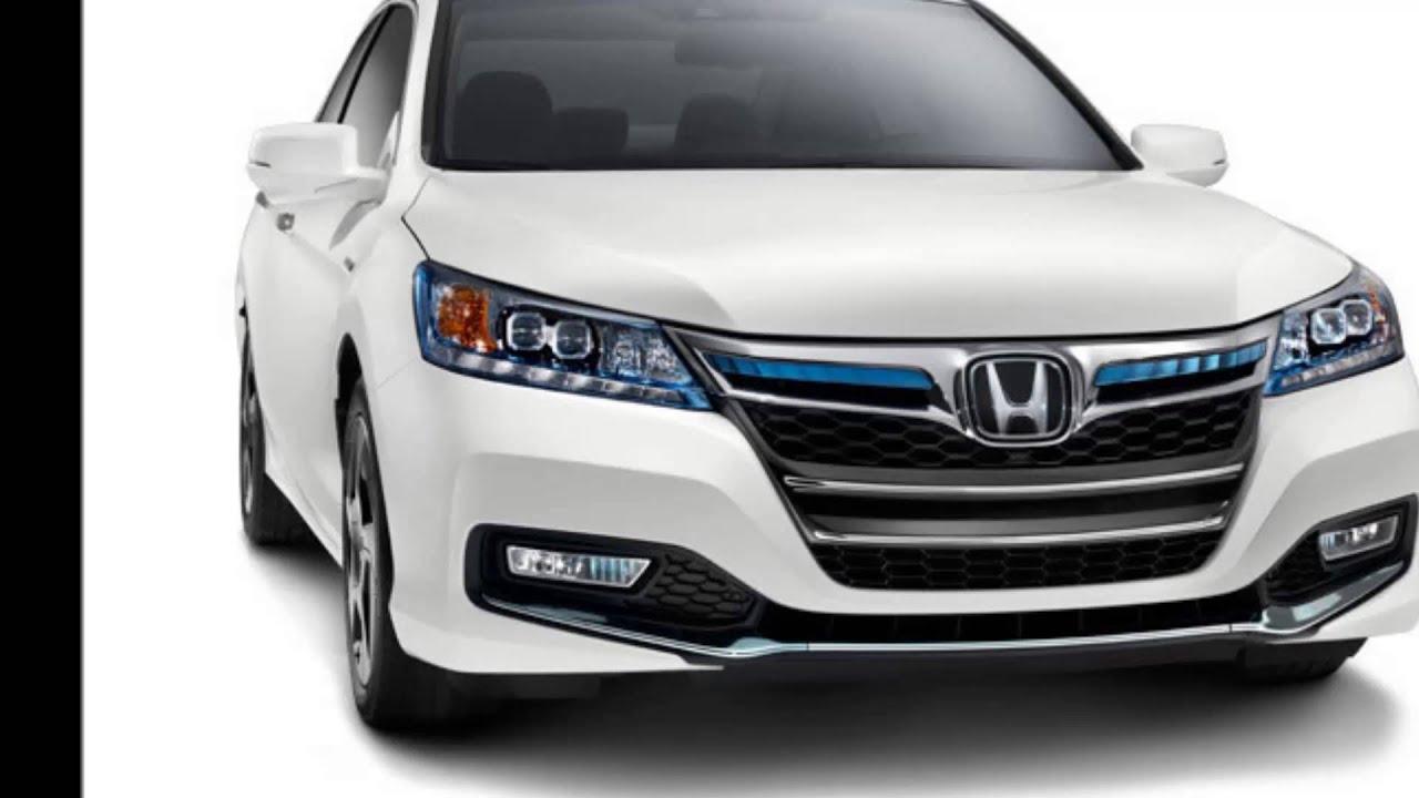 2014 Honda Accord Plugin Hybrid Pov Review Youtube