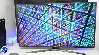 Samsung 4K TV Menu And Apps System Explained