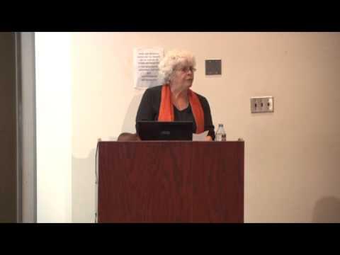"""Dr  Edith Grossman  """"Cervantes, Faulkner, and Marquez  Four Centuries of Literary Tradition."""""""