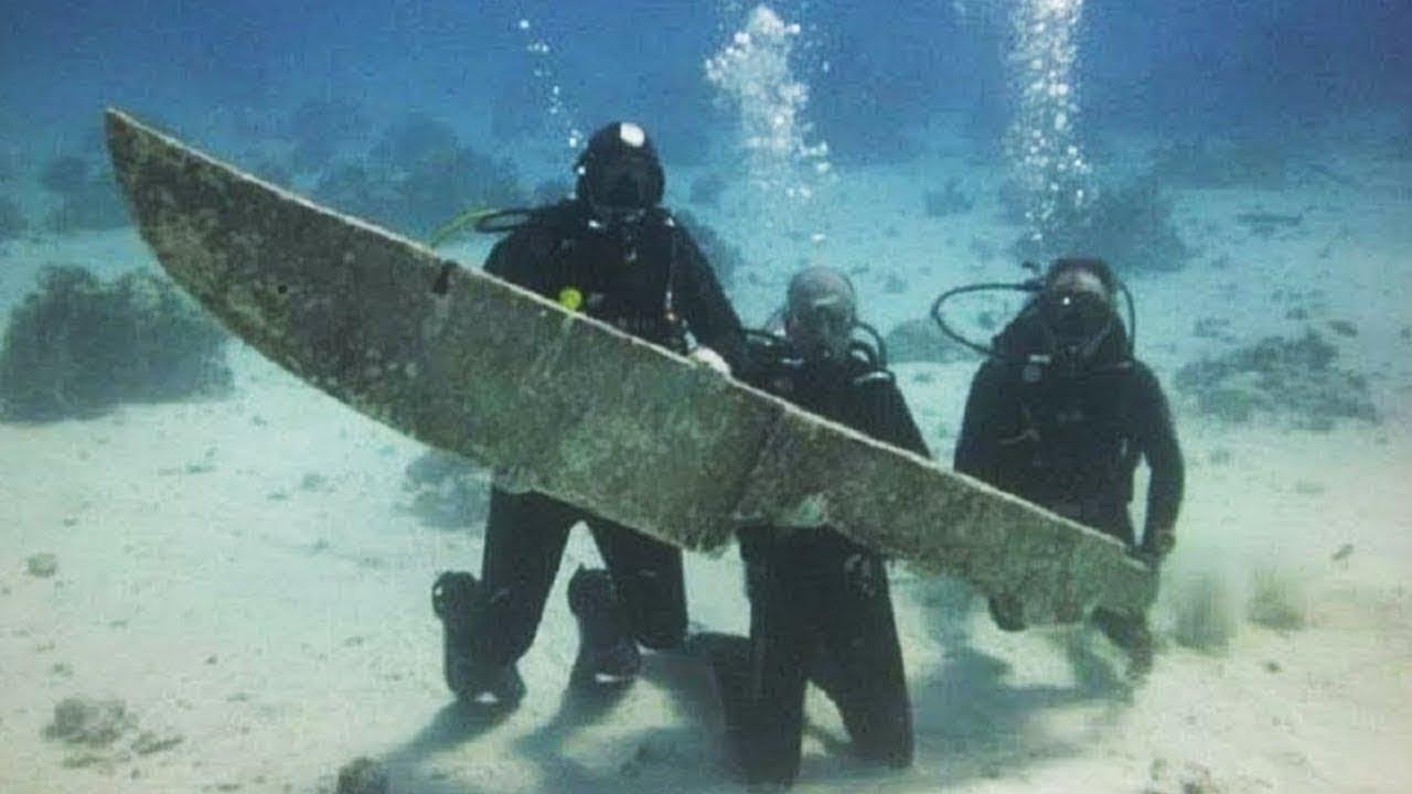 Inside Ocean: Strangest Things Found By Deep Sea Divers