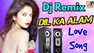 Gambar cover Dil Ka Aalam | Aashiqui | Dj Remix Love Song | Old Is Gold | Electro Bass Mix | ShriSantRitz |