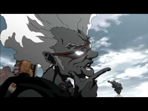 Afro Samurai: Resurrection - The Movie - Ninja ...