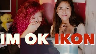 IKON - IM OK MV REACTION VIDEO with Hazel Faith TV