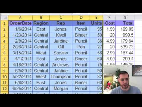 How To Fit An Excel Sheet On One Page
