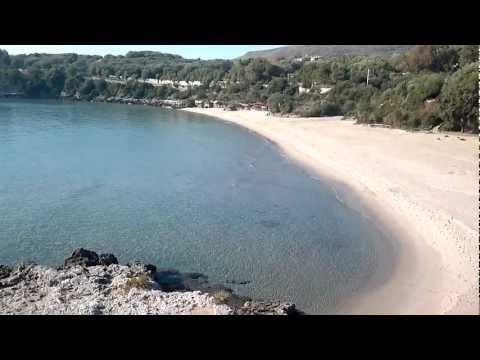 053.mp4 Spiaggia della Calanca  - MARINA DI CAMEROTA -