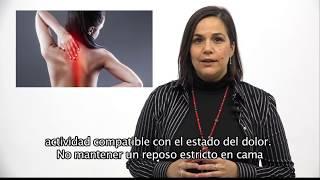 Fundación Mapfre: Tratamiento dolor de espalda