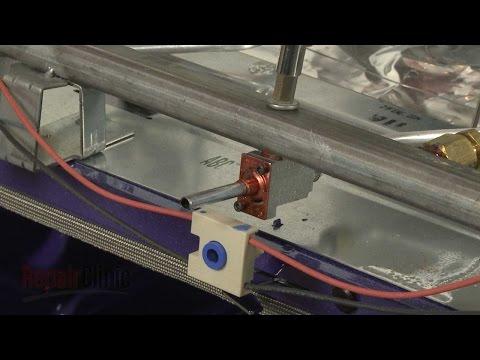 Center Burner Valve - LG Gas Range