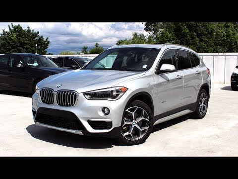 2017 BMW X1 xDrive28i: In Depth First Person Look